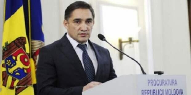 Генпрокурор Молдавии заявил ополитическом давлении направосудие