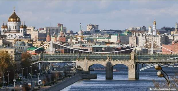Собянин: Принятые в Москве ограничения пока позволяют избежать самого тяжелого весеннего сценария