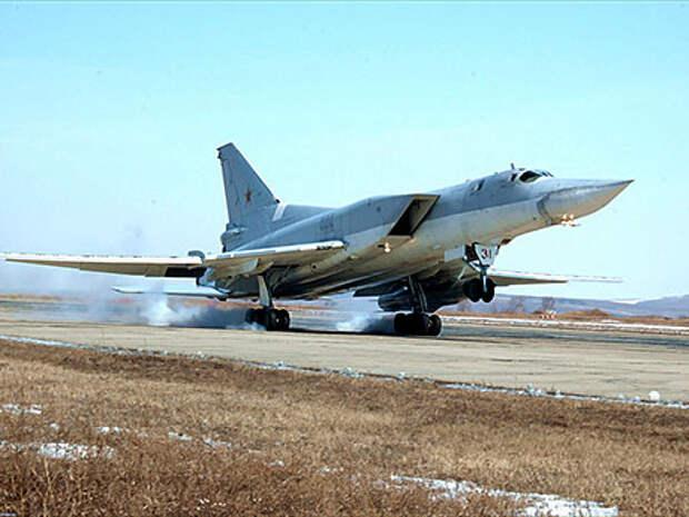 Ракетоносец Ту-22М3 - основа Дальней авиации