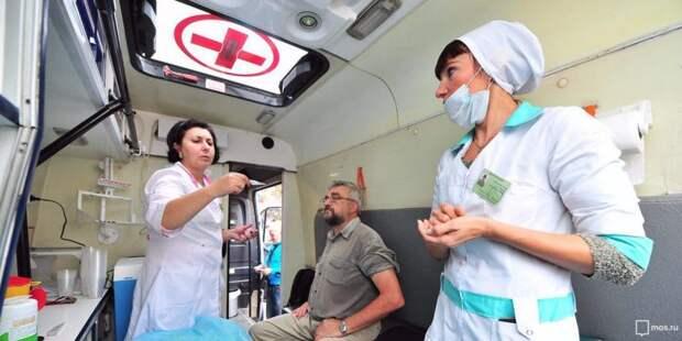 Бесплатно привиться от гриппа в Москве можно будет с 20 августа. Фото: mos.ru