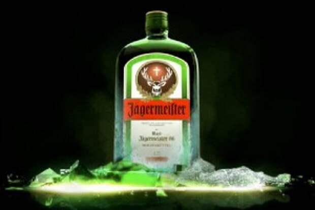ликер jägermeister