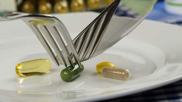 Американские ученые назвали эффективные против коронавируса пищевые добавки