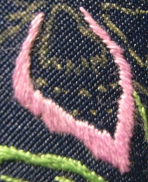 вышивка