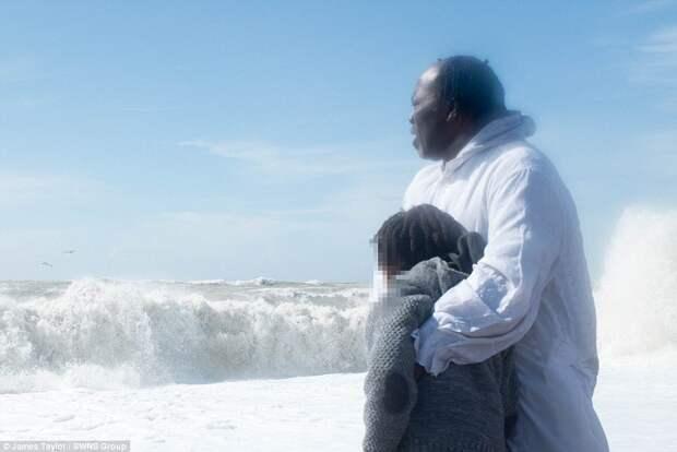 Крещение в шторм