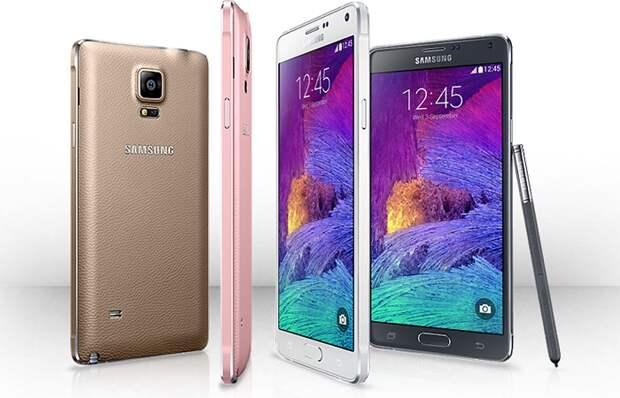 Фаблет Samsung Galaxy Note 5 получит порт USB 3.1 Type-C
