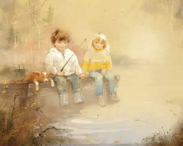 художник Екатерина Бабок иллюстрации – 46
