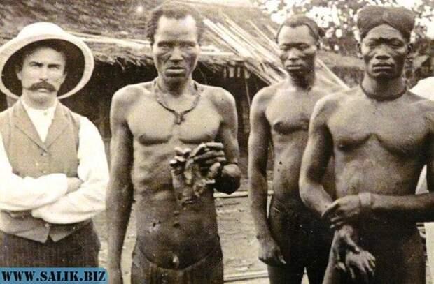 «Свободное государство Конго»: что творили бельгийские колонизаторы в африканской стране