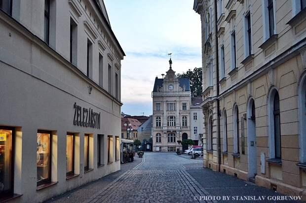 Неожиданные сюрпризы Чешской Швейцарии