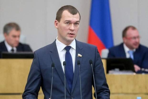 Сторонники Фургала организовали травлю Дегтярева