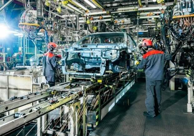 Российский завод Toyota: остров надежды