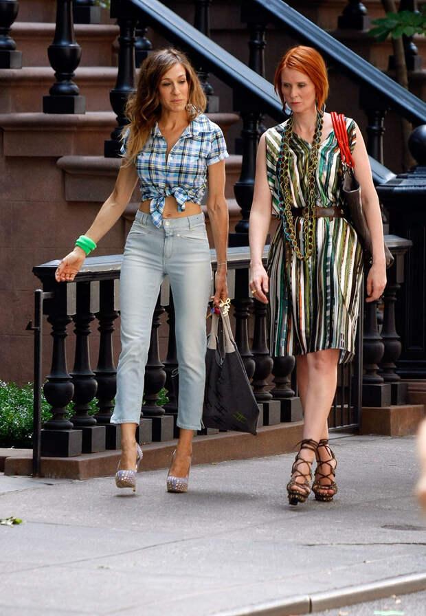Все что мы знаем о моде, мы узнали от Керри Бредшоу