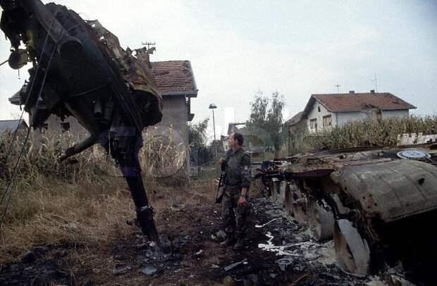 До Грозного-94 был Вуковар-91