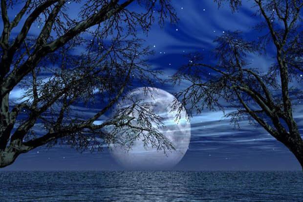 Иллюзия Луны