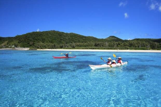 Окинава – жизнь без секретов