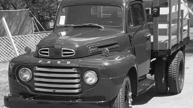 1948 Ford F-Series