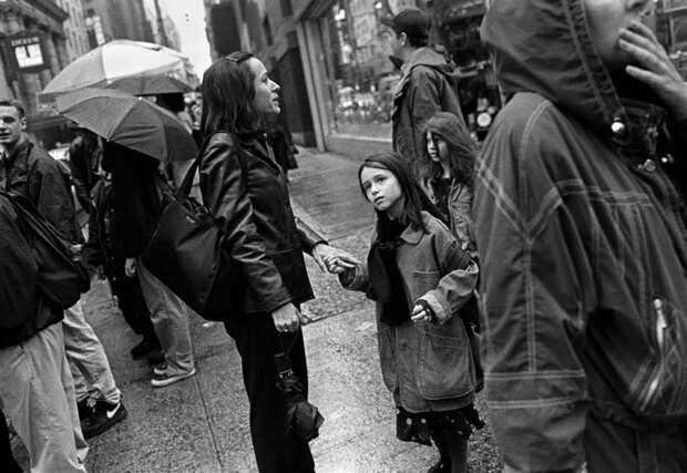 Уличная фотография Эдварда Китинга