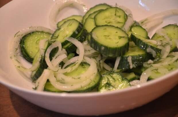 Что нужно знать, консервируя огурцы+«Латгальский салат»