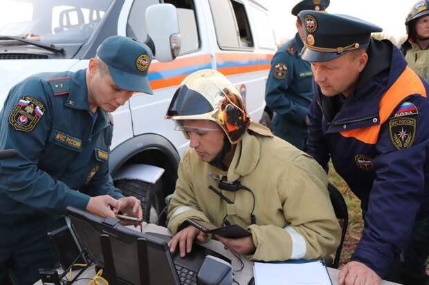 Жители Удмуртии смогут написать героико-патриотический диктант о МЧС России