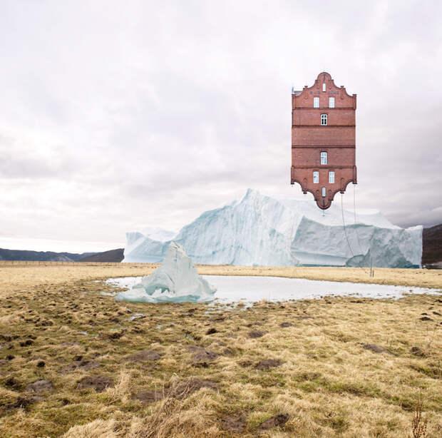 Сюрреалистическая архитектура от Matthias Jung