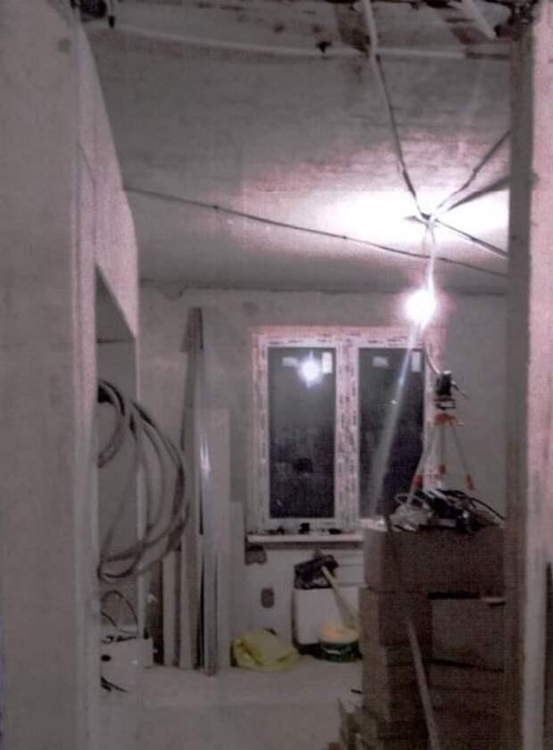 Мосжилинспекция выявила незаконную перепланировку в квартире с демонтажем несущей стены