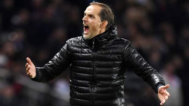 «Челси» пропустил 2 гола в первых 8 матчах при Тухеле. Это 2-й результат среди всех тренеров в истории клуба