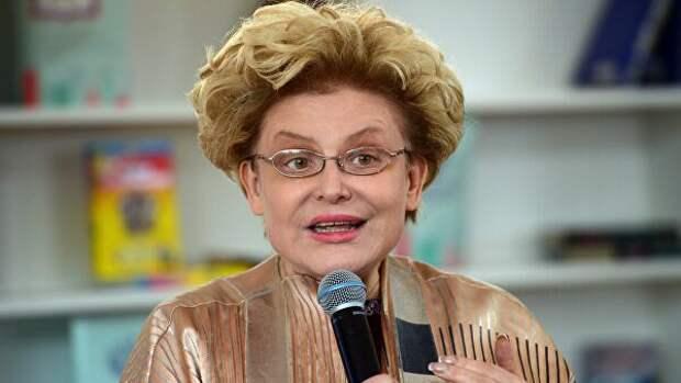 Самые странные выходки Елены Малышевой в эфире