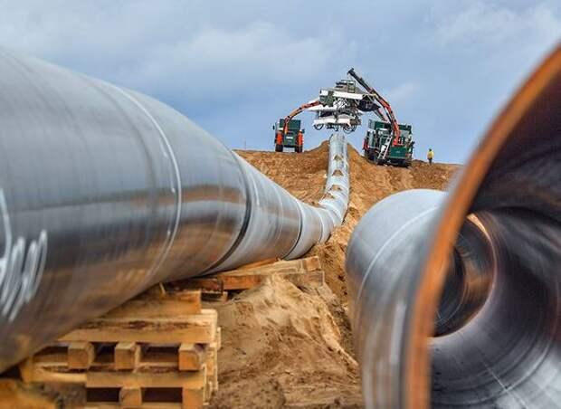 Газовая политика Евросоюза потерпела крах. Россия потирает руки