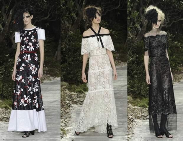 Как создаются платья Chanel Haute Couture