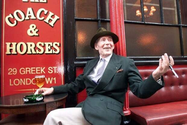 Легендарный британский актер Питер О'Тул | Фото: 2queens.ru