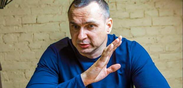 Террорист Сенцов объявил большинство русских «стадом баранов»
