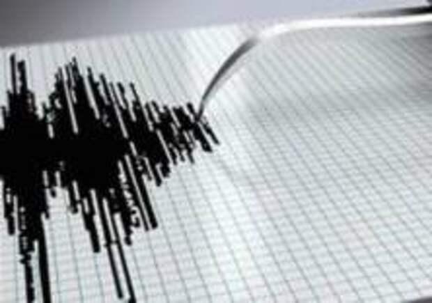 Землетрясение произошло в Италии