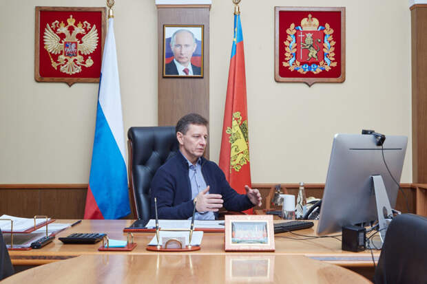 Скорую отставку губернатора Владимирской области назвали фейком