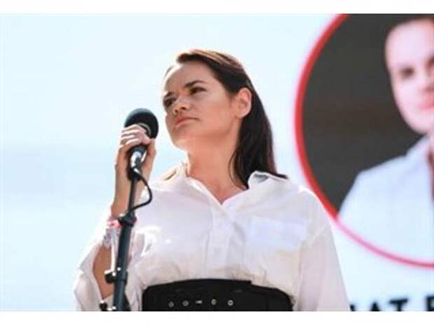 Опасный кандидат в президенты Белоруссии: Ху из миссис Тихановская?