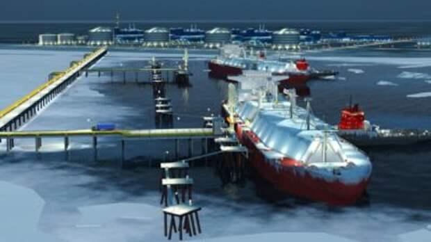 """""""Новатэк"""" заложит свои 60% в """"Арктик СПГ 2"""" в рамках привлечения финансирования на проект"""