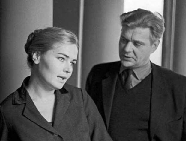 Людмила Чурсина и Владимир Фетин | Фото: ria.ru