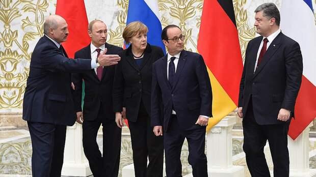 Витренко: Кровавая бойня вместо Минских соглашений? (см.ВИДЕО)