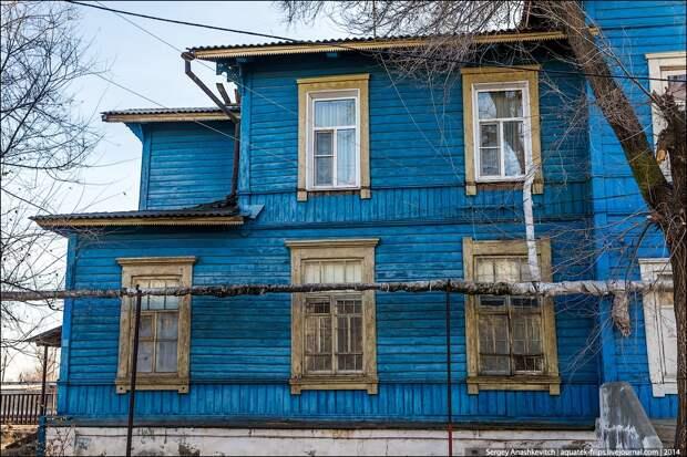 Столица российской провинции. Урюпинск Урюпинск, город