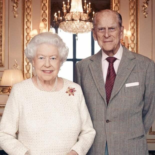 Подарки принца Филиппа для Ее Величества