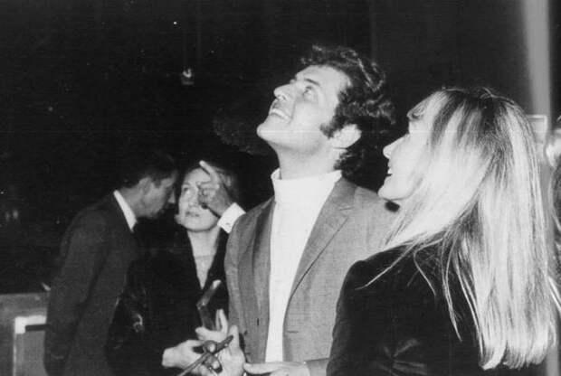 Джо с первой женой Мариз Массьера.jpg