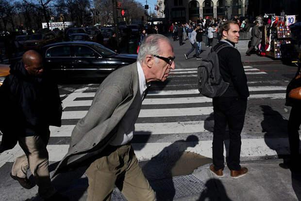 Улицы Нью-Йорка в фотографиях Шэйна Грейя