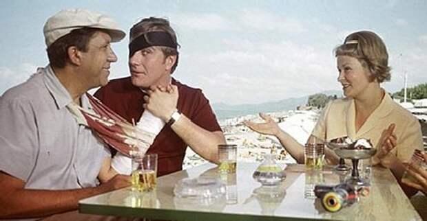 Где снимали фильм «Бриллиантовая рука», секреты эпизодов из фильма