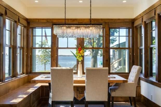 8. Design rural dining