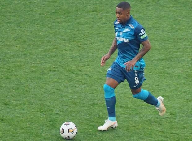 «Зенит» мог не отпускать Малкома в сборную Бразилии