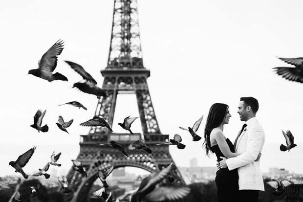 Волшебные свадебные фотографии