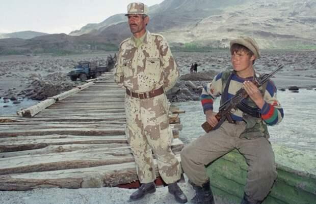 Гражданская война в Таджикистане, 1992-1997 гг.