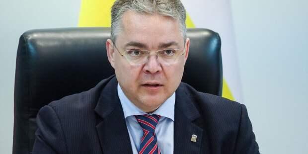Правительство Ставропольского края отправили в отставку