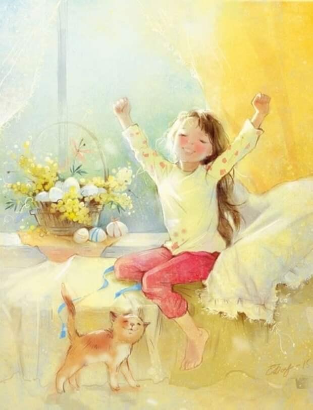 художник Екатерина Бабок иллюстрации – 10