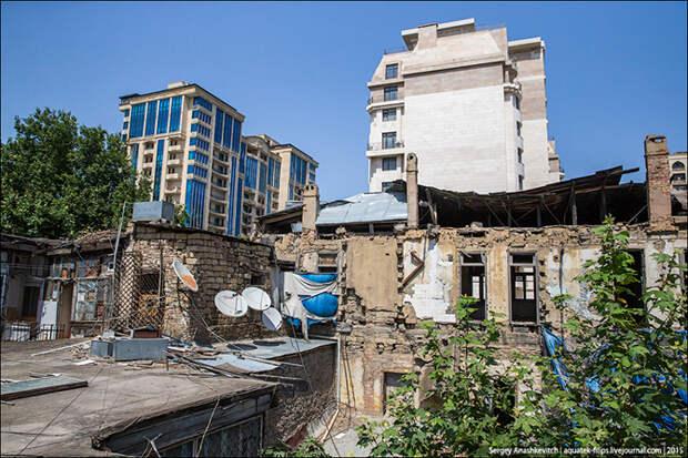 Как живут люди в Азербайджане