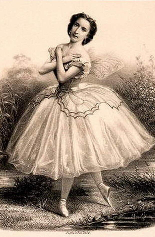 Мотылек, полетевший на пламя: трагическая смерть французской балерины Эммы Ливри