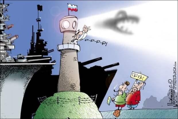Яценюк снова пожаловался Западу на Россию
